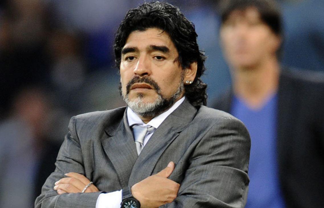 Trump'a kukla diyen Maradona için şok karar! Vize...