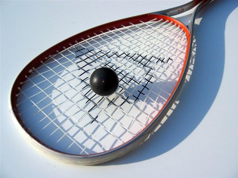 Başkentte squash heyecanı