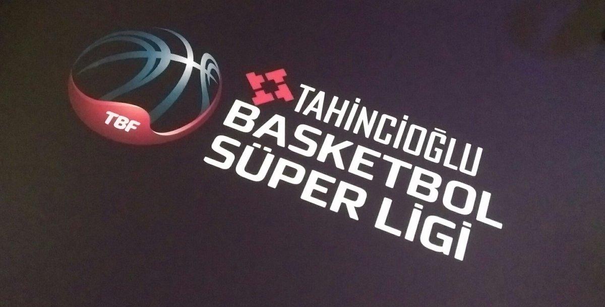 Basketbol Süper Ligi'nde play-off yarı final maç programı açıklandı