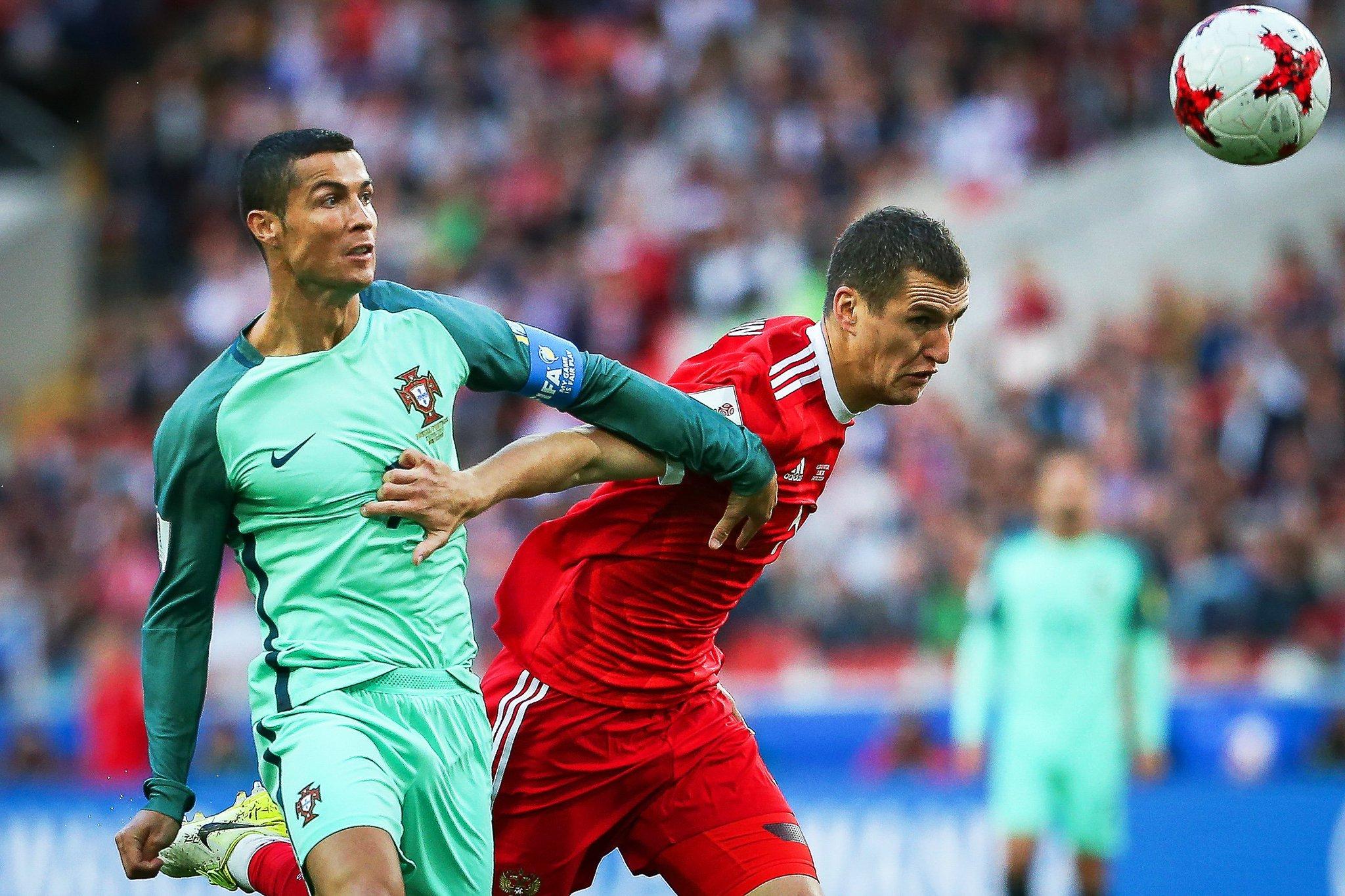 Portekiz'i Ronaldo taşıdı!