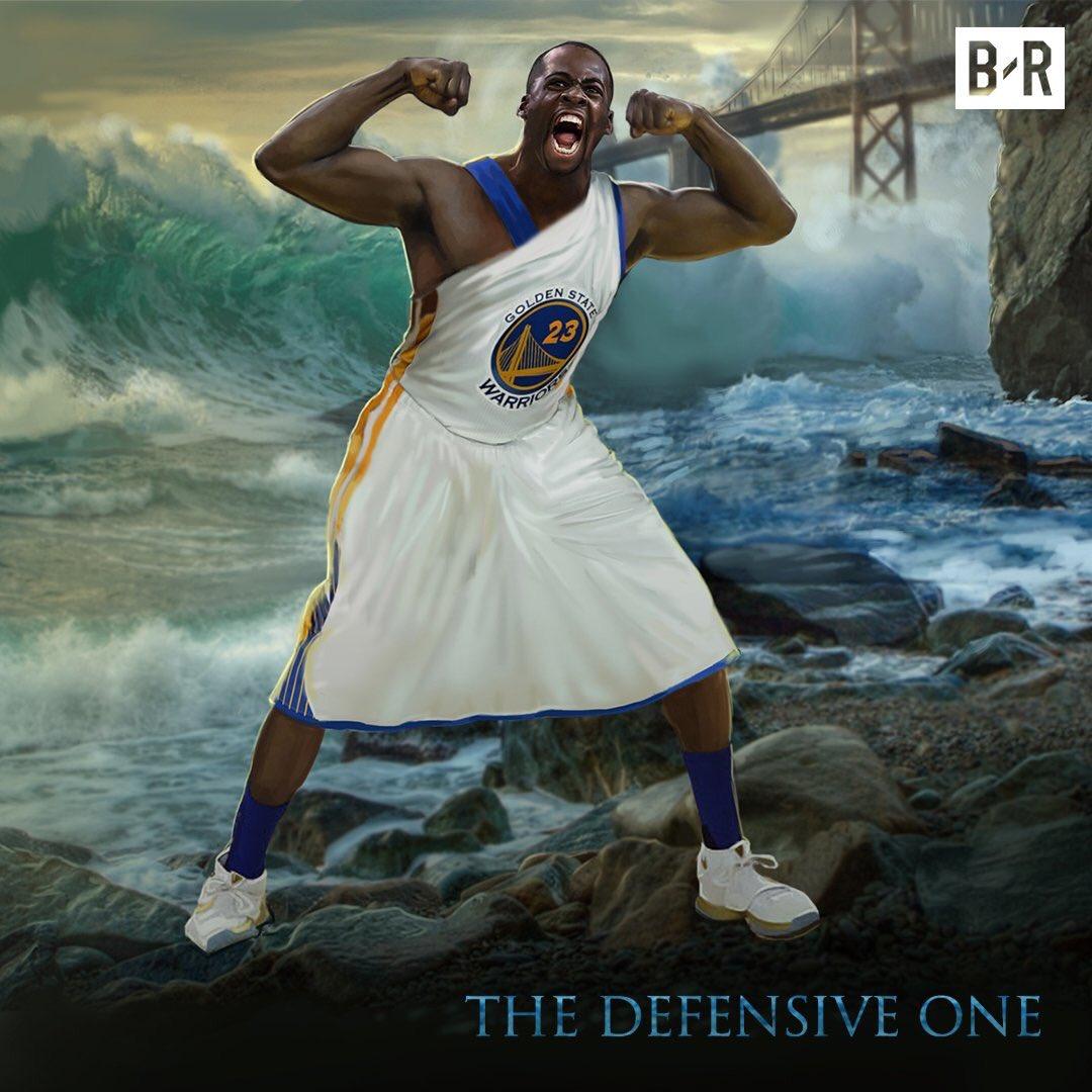 Savunmanın kralı Draymond Green! #NBA