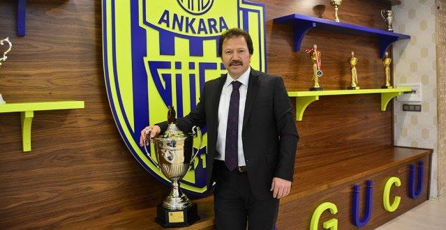 Ankaragücü'nde transfer yasağı kalkıyor mu? Başkan açıkladı...