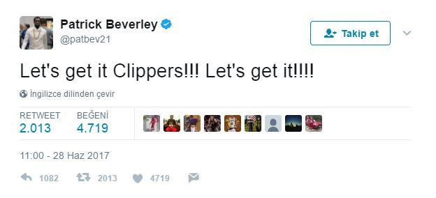 #NBA'de büyük takas!