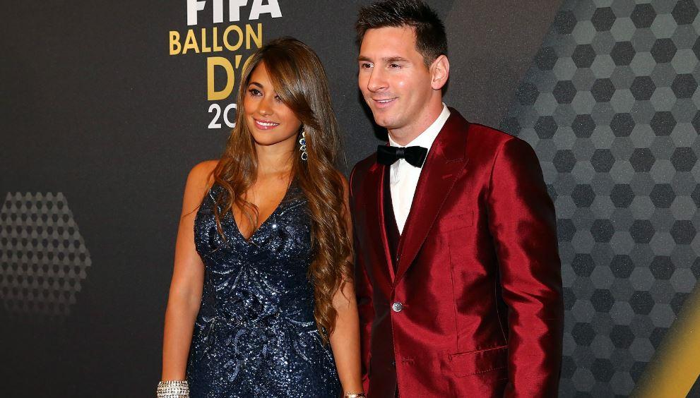 Messi, imzayı atıyor!