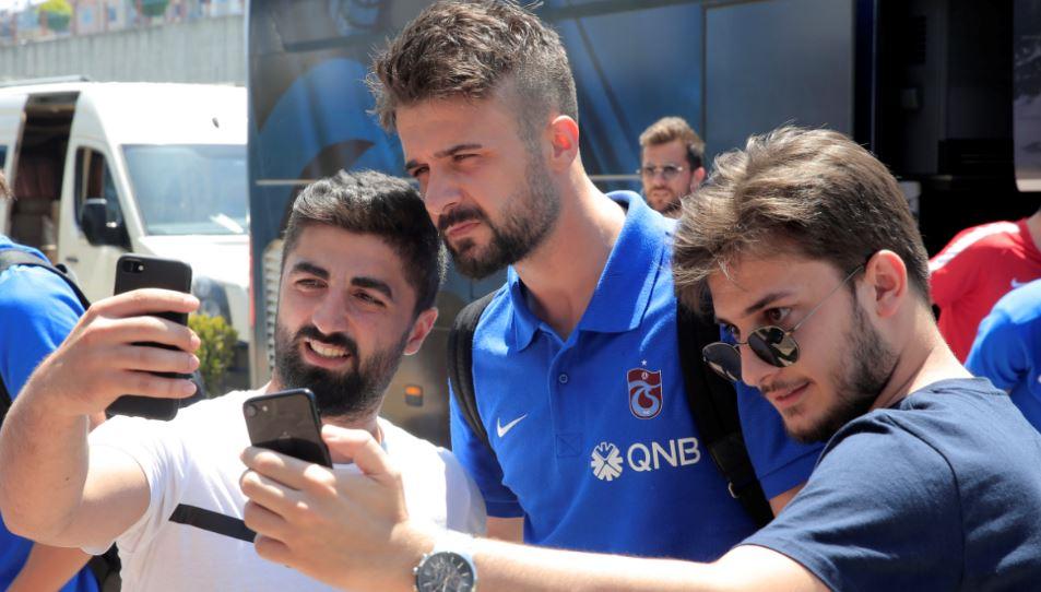 Trabzonspor Macaristan'a gitti! Kadroda...