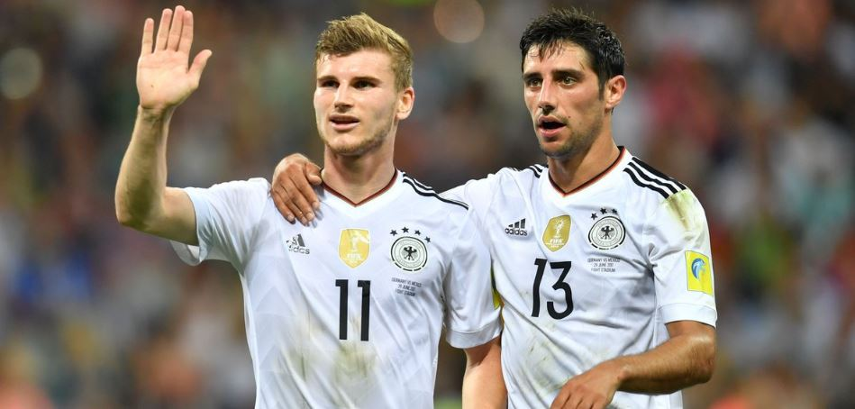 Ve şampiyon Almanya! İlki gerçekleştirdiler...