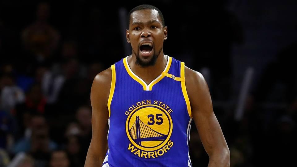 Kevin Durant henüz atlatabilmiş değil!