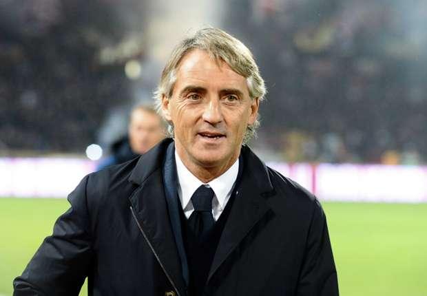 İtalya Milli Takımı'nın yeni teknik direktörü Roberto Mancini oldu!