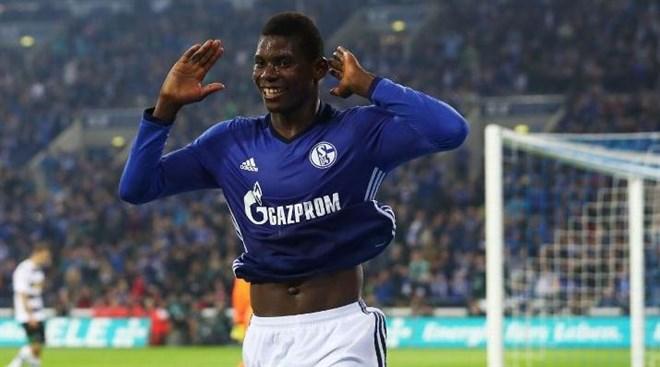 5- Breel Embolo: Schalke (33.5 v Galatasraay ile deplasmanda oynanan maçta)