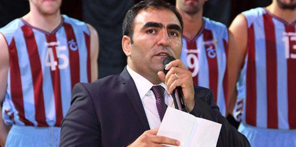 Trabzınspor Basket Başkanı Abiş Hopikoğlu'ndan flaş açıklama