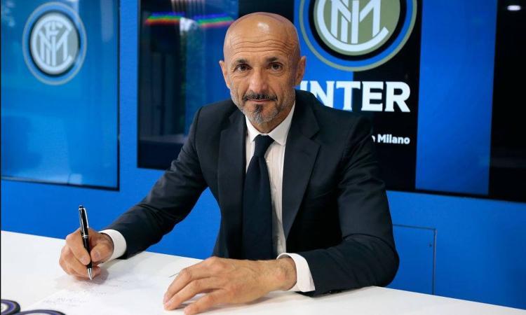 Spaletti Inter yönetimini topa tuttu