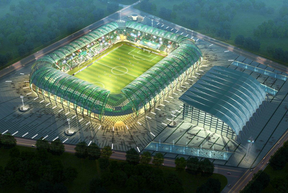 Türk futboluna 6 yeni stadyum daha geliyor! İşte o şehirler...