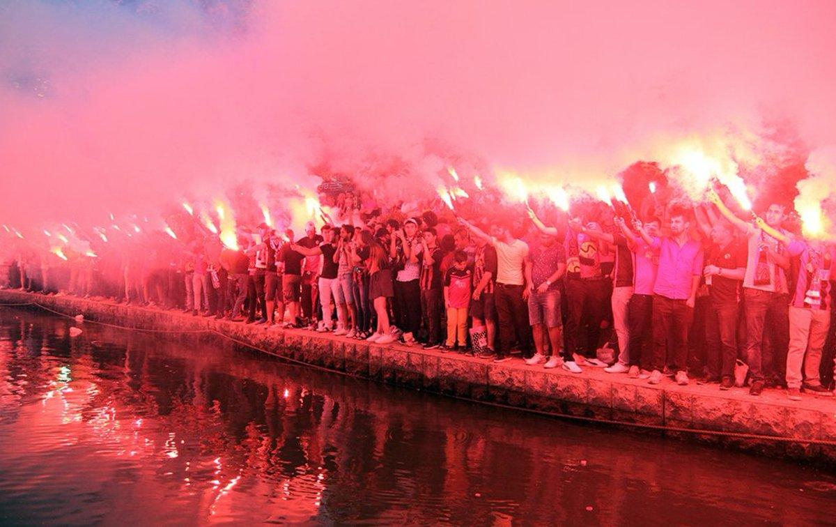 Eskişehirspor Kulübünün 52. kuruluş yıl dönümü kutlandı