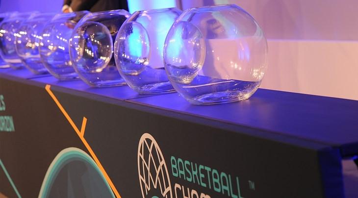 FIBA Şampiyonlar Ligi'nde temsilcilerimizin rakipleri belli oldu!