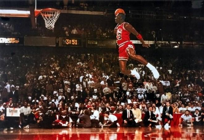 Michael Jordan, Amerika'nın en zengin ünlüler listesinde 4. sıraya yükseldi