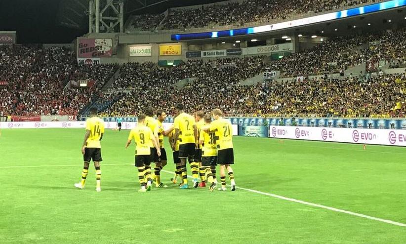 Video - Emre Mor, Dortmund'u sırtladı!