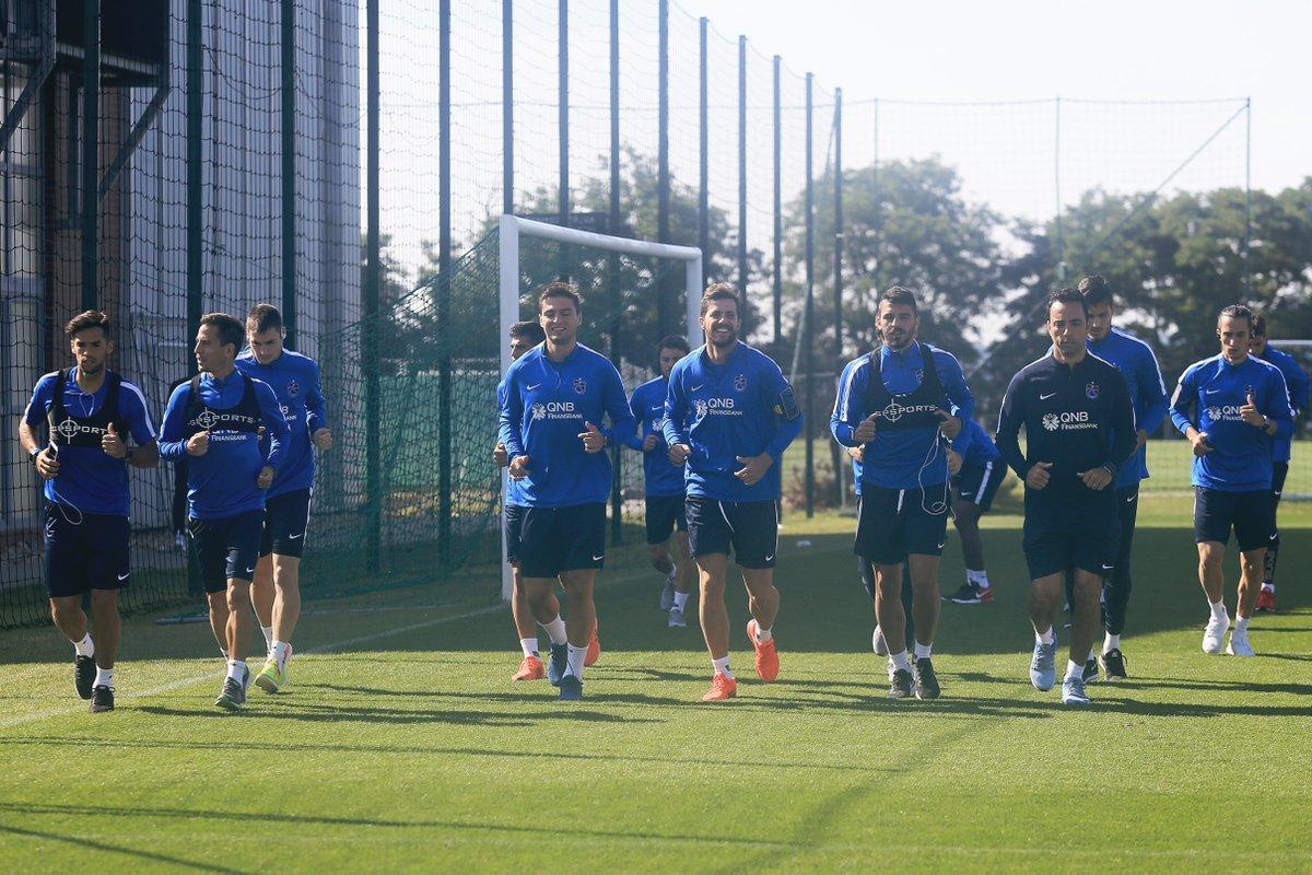 Trabzonspor'da sezon hazırlıkları!