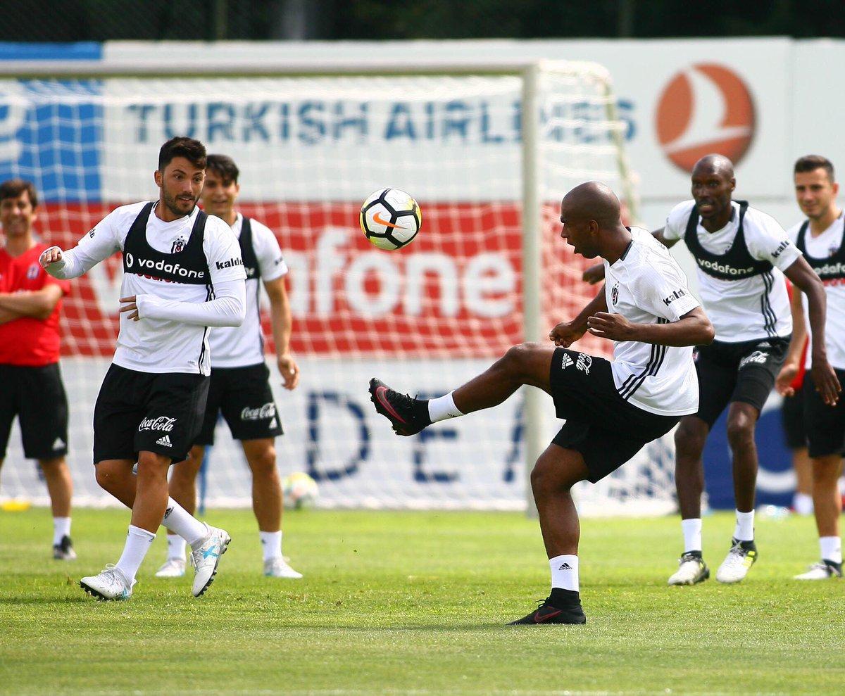 Beşiktaş ilk hazırlık maçına çıkıyor