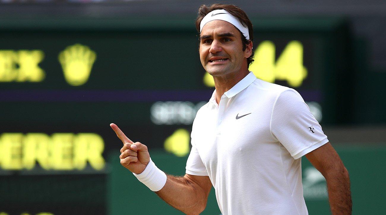 Federer tarih yazdı!