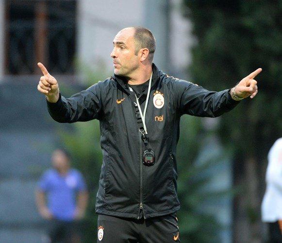 Galatasaray'da Östersunds mesaisi sürüyor