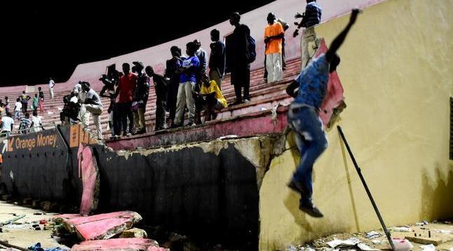 Senegal'de büyük facia!