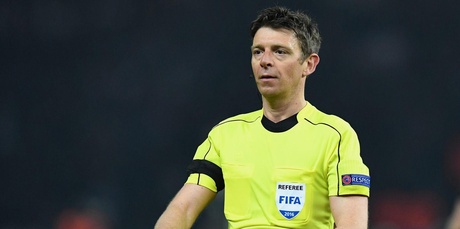 UEFA Süper Kupa'ya İtalyan hakem