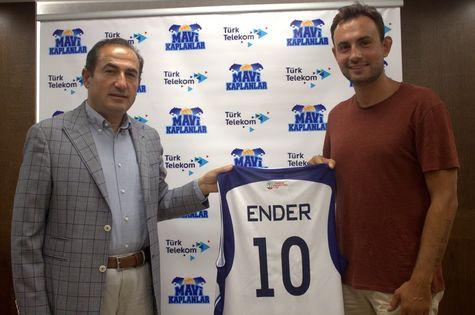 """Ender Arslan: """"Süper Lig'e yükselmek istiyoruz."""""""