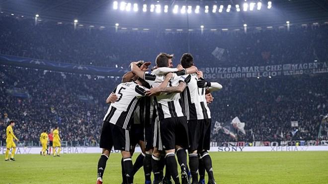 Juventus'tan inanılmaz istatistik
