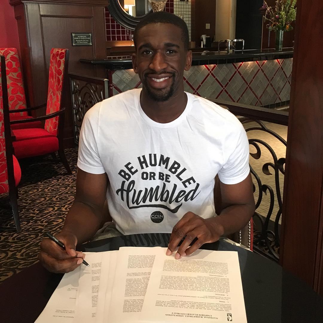 Ekpe Udoh transferi resmen açıklandı!