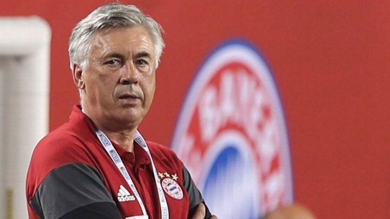 Bayern'den flaş Ancelotti açıklaması