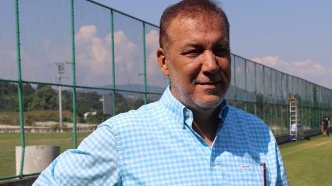 Mehmet Gökoğlu: Kolay yolu seçip istifa etmedim