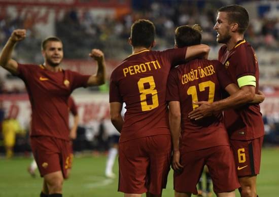 Forza Roma: Cengiz, Amerika'yı keşfetti