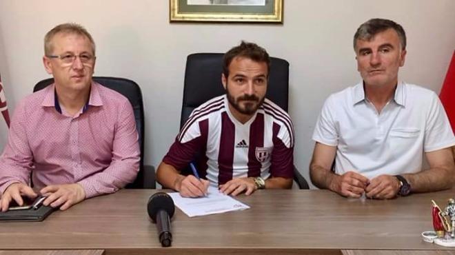 Erhan Şentürk yeni takımında!