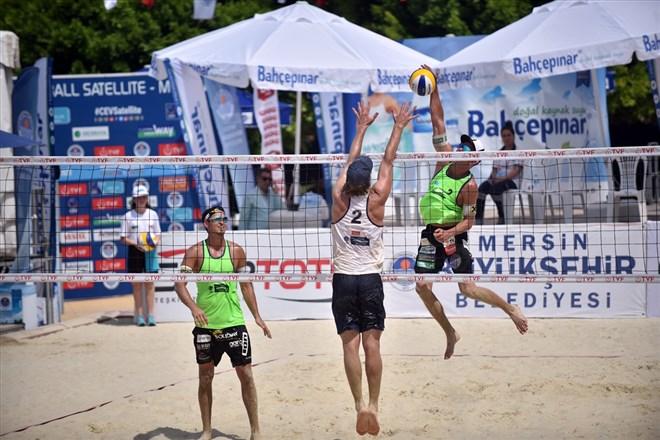 FIVB Plaj Voleybolu Dünya Turu tamamlandı