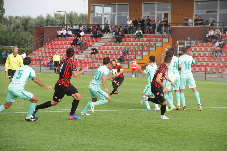 Gençlerbirliği: 0 - Granada: 0