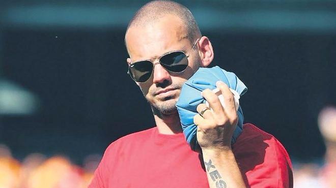 Nice, Sneijder ile görüşüyor ancak... O ismi bekliyorlar!