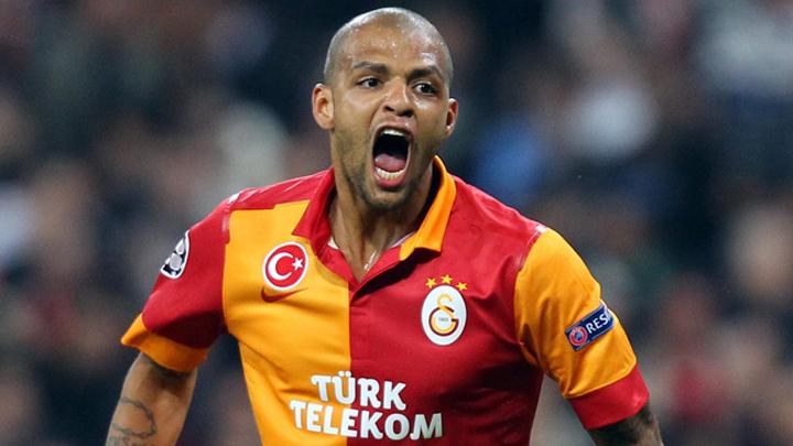 Felipe Melo, İstanbul'a geliyor