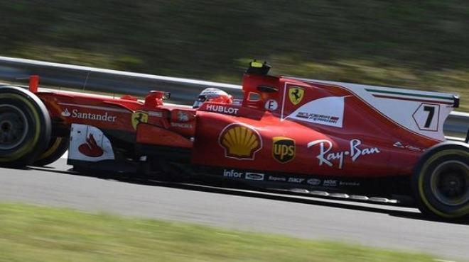 Macaristan'da zafer Vettel'in!