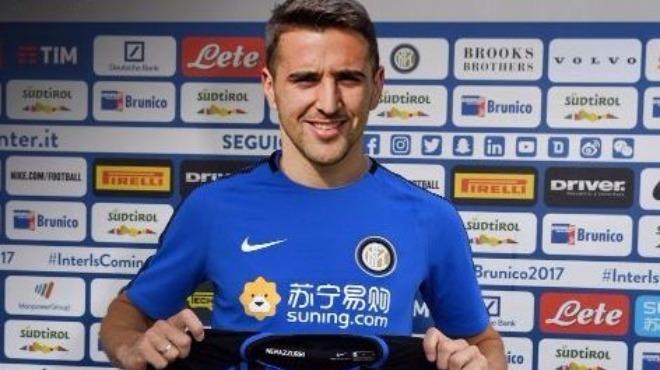 Inter Vecino'yu transfer etti