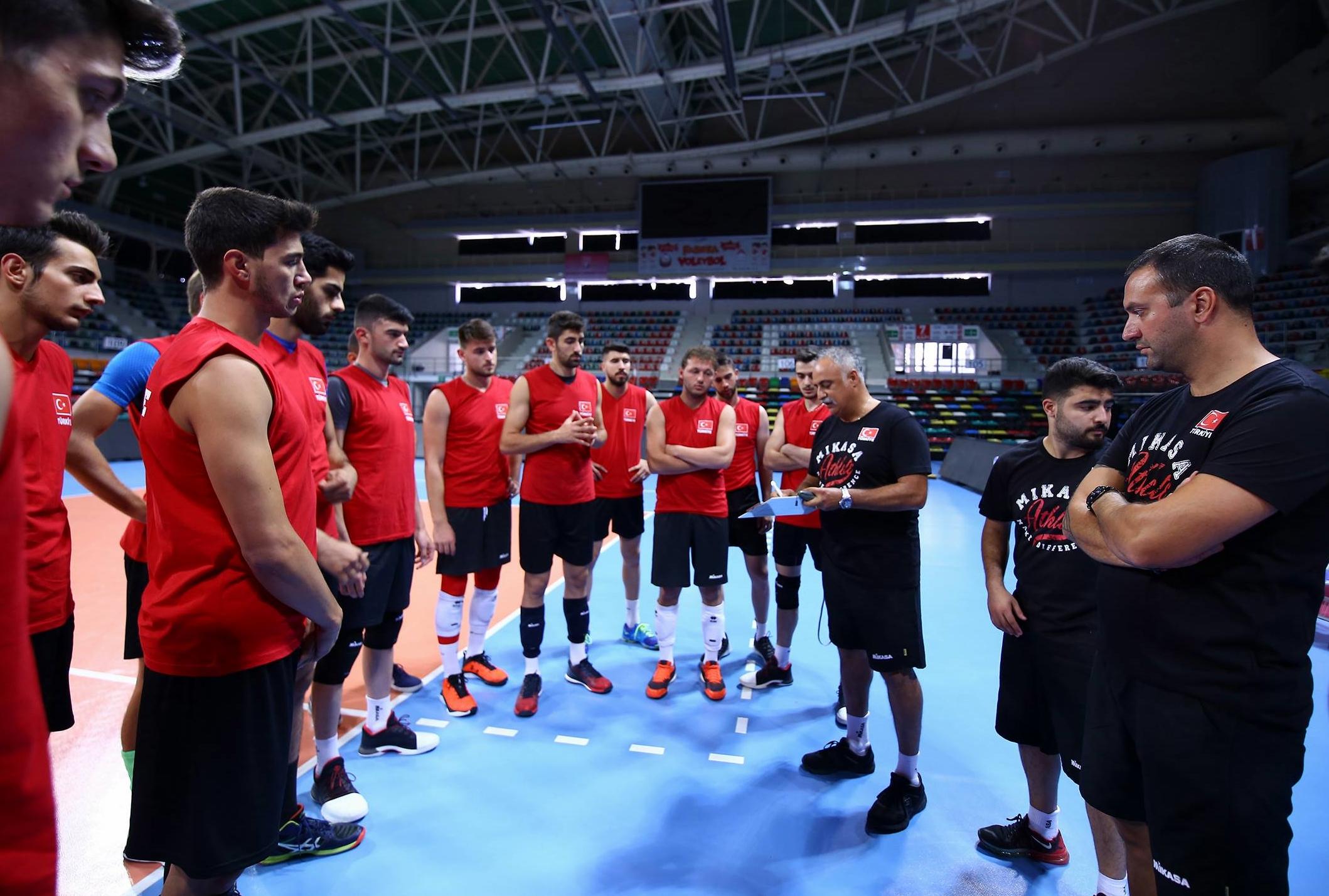 U23 takımı Mısır'da kampa giriyor!