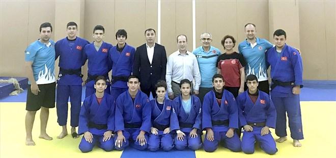 Milli judocular Şili yolcusu