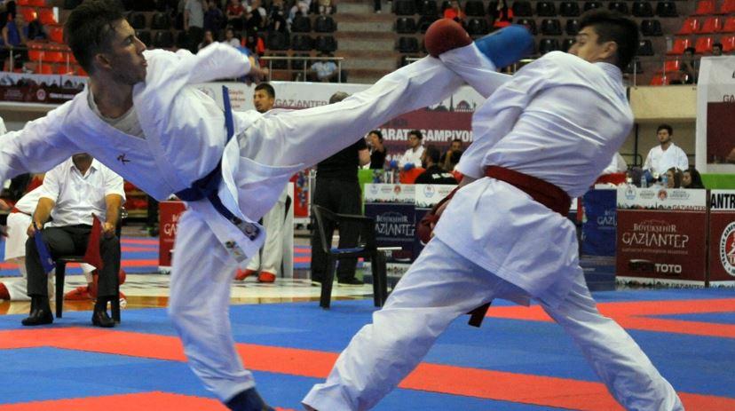 Karatede Milli Takım seçmeleri yapıldı!