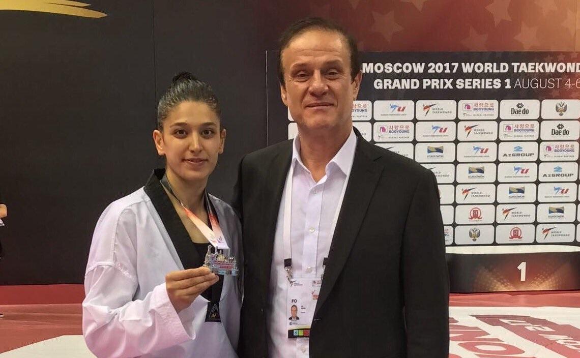 Nur Tatar Askari gümüş madalya kazandı