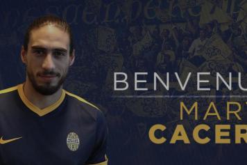 İşte Martin Caceres'in yeni takımı