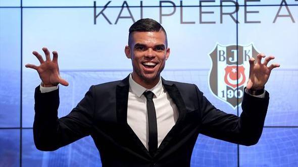 Pepe iyi transfer