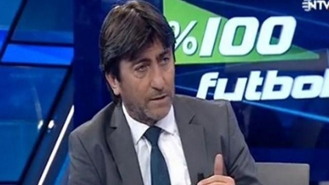 Rıdvan Dilmen Ankaragücü - Galatasaray maçını Yüzde Yüz Futbol'da değerlendirdi!