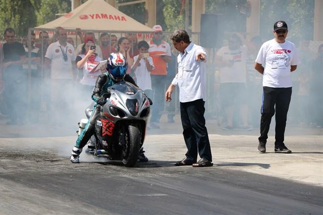 Türkiye Motodrag Şampiyonası Konya'da yapıldı!