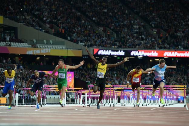 Jamaikalı Mcleod, ilk kez dünya şampiyonu oldu