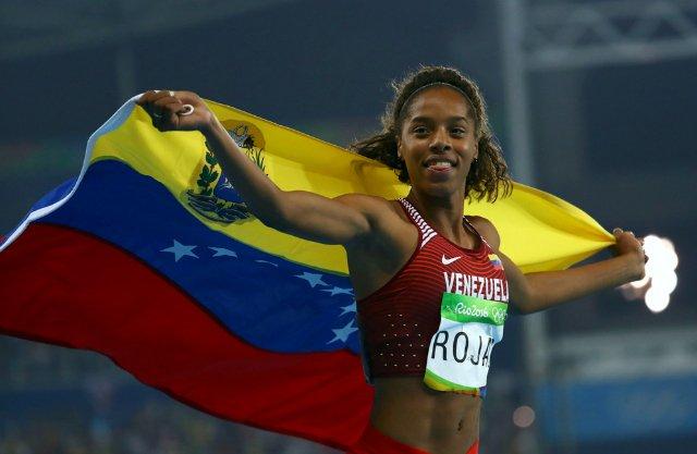 Venezuelalı sporcudan bir ilk