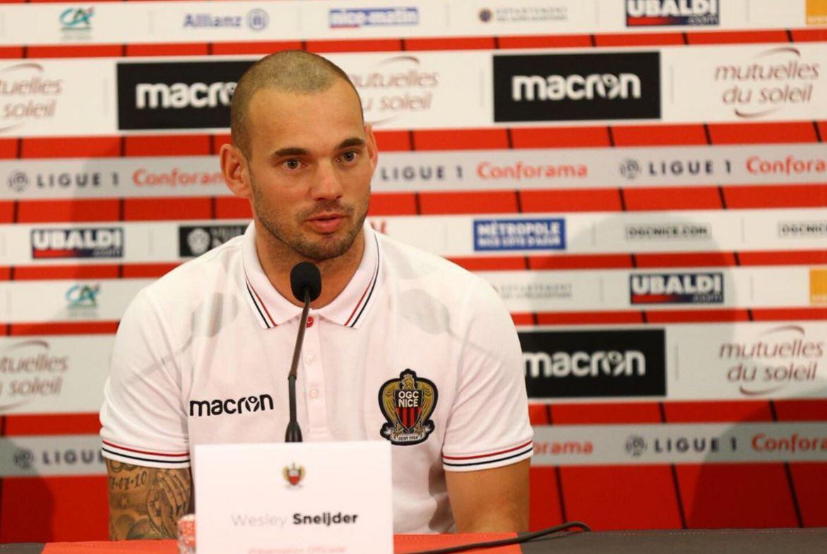 Sneijder gözden düştü! Angers maçında...